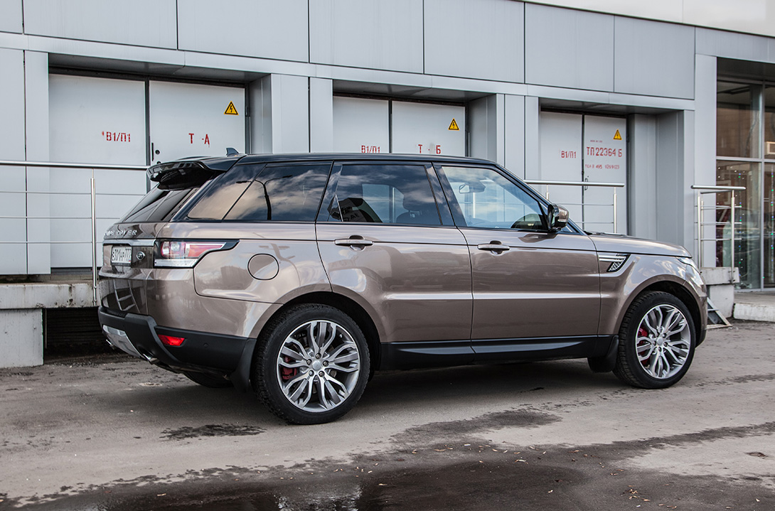 Range Rover Sport 08