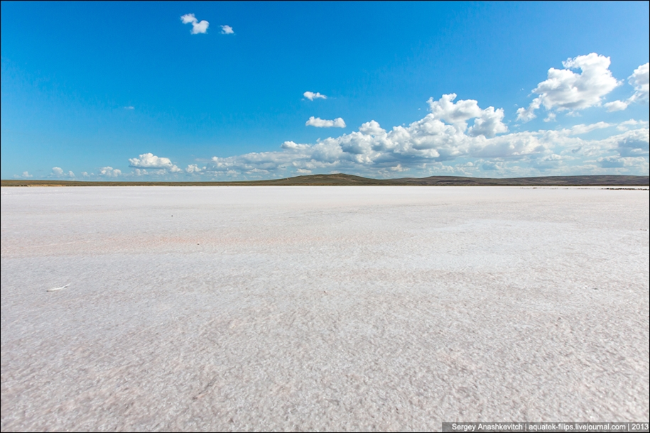 Salt desert of Crimea 02