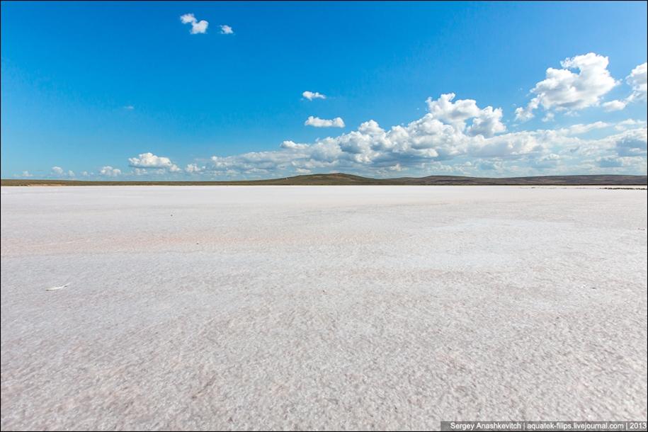 Salt desert of Crimea 02