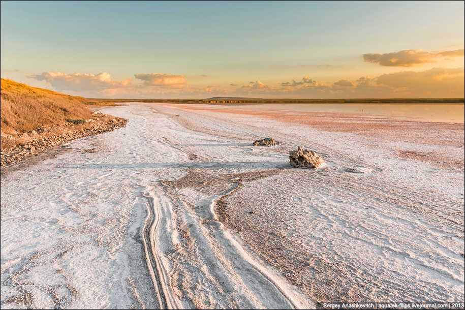Salt desert of Crimea 05