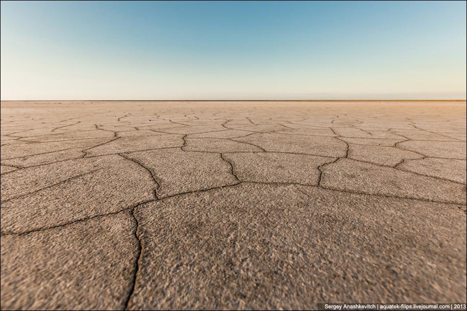 Salt desert of Crimea 07