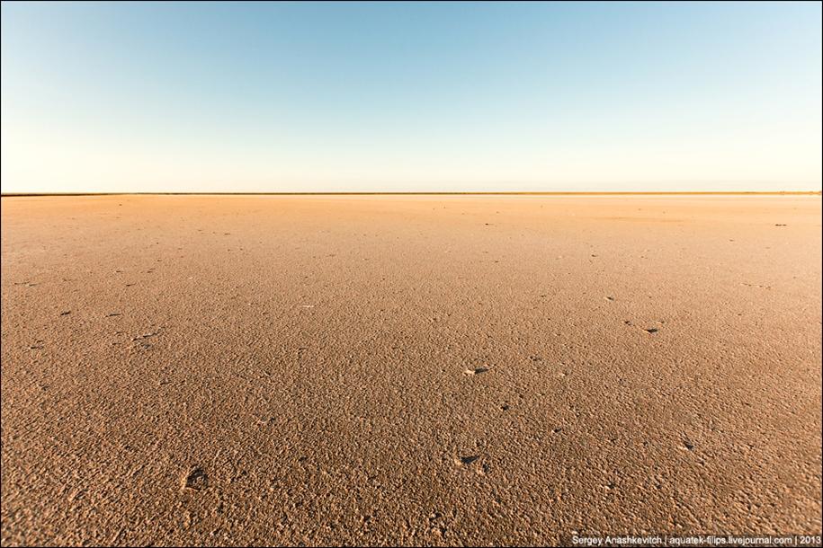 Salt desert of Crimea 08