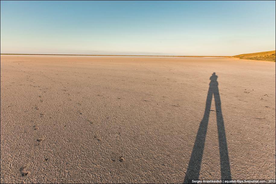 Salt desert of Crimea 09