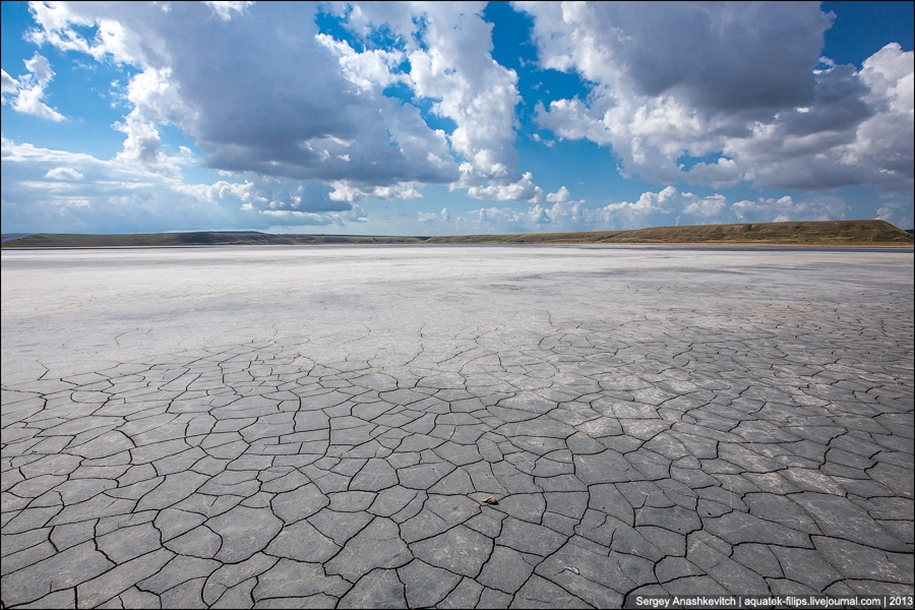 Salt desert of Crimea 10