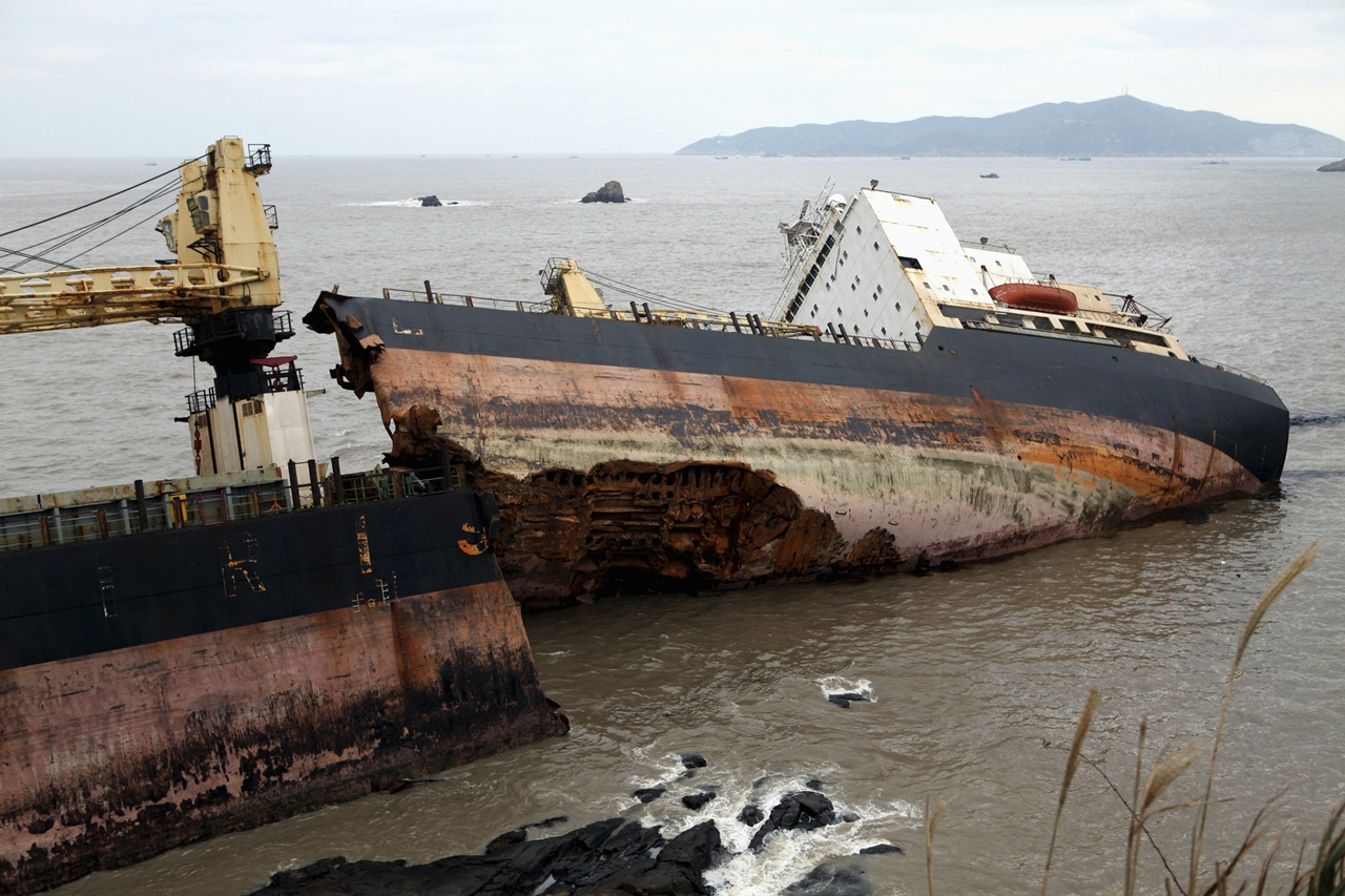 Stranded Ships 13