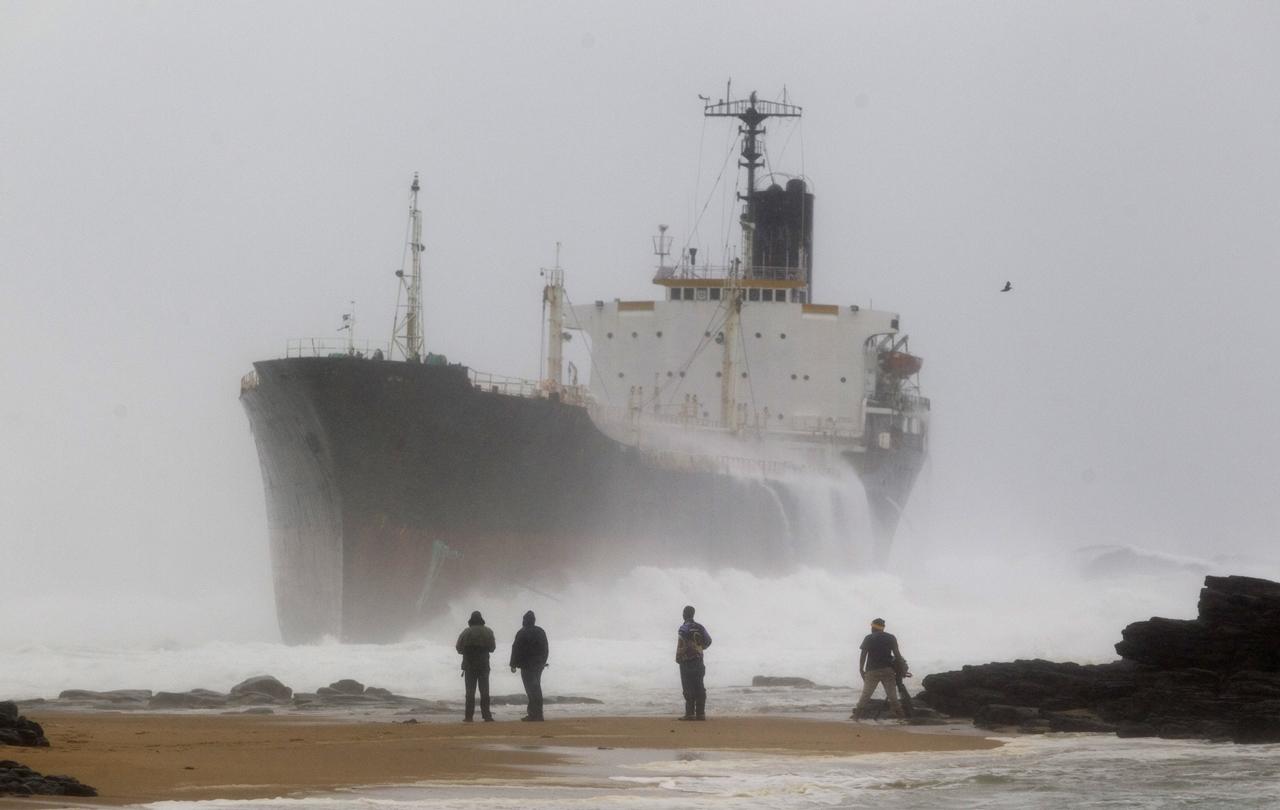 Stranded Ships 21