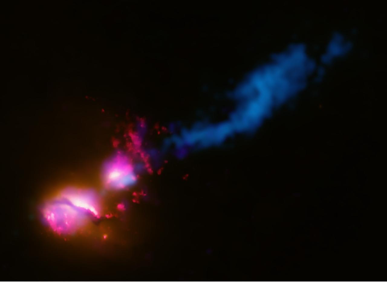 Supermassive black holes 14