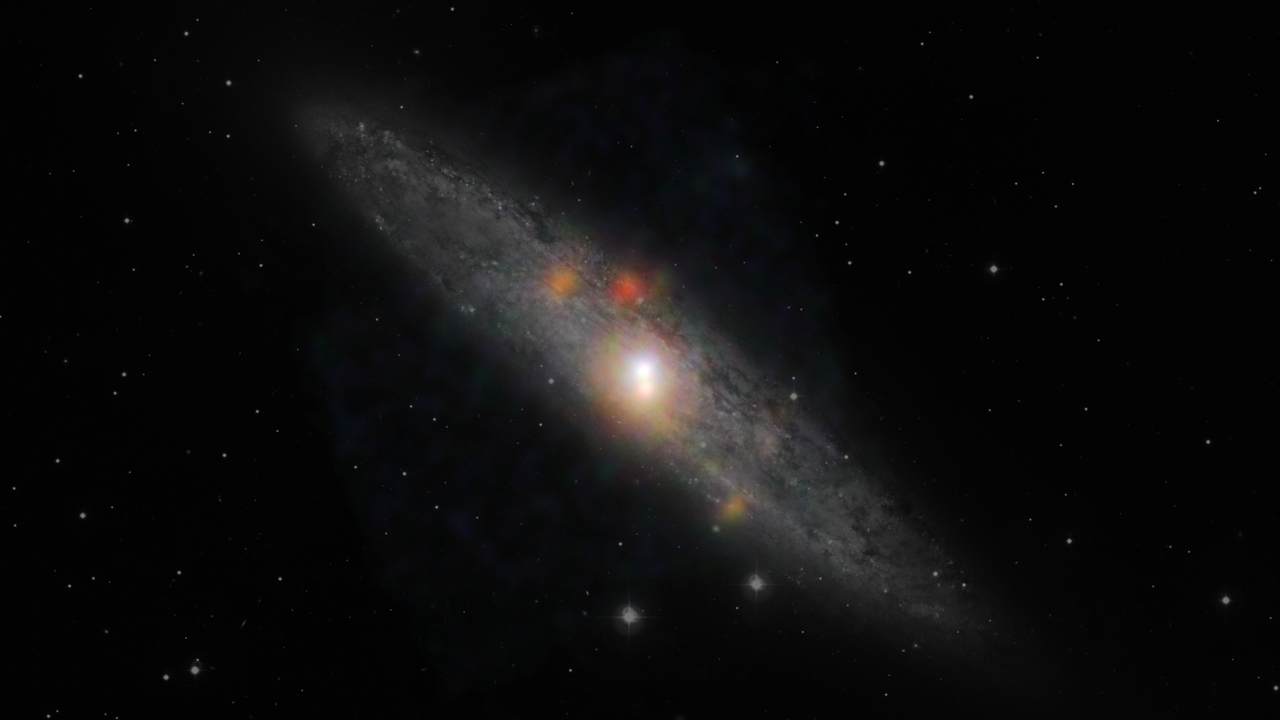 Is dark matter made of primordial black holes  physorg