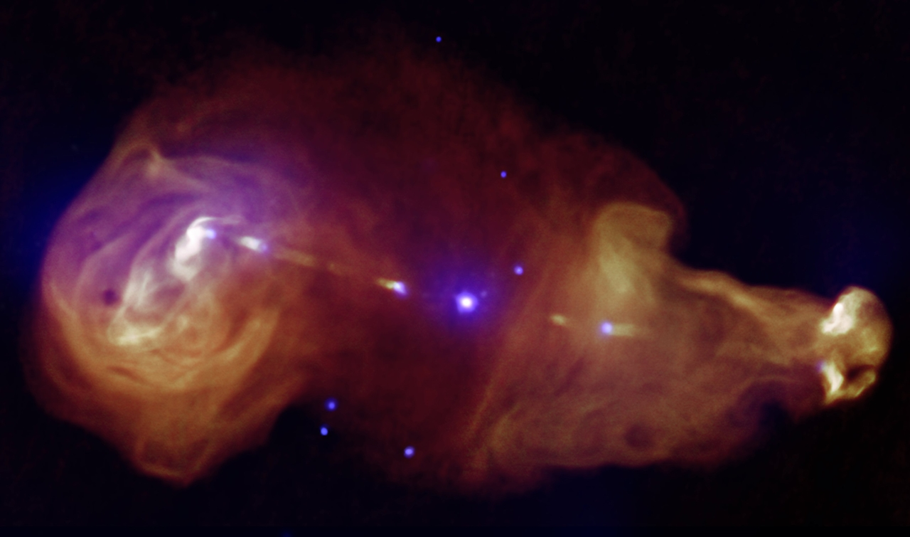 Supermassive black holes 24