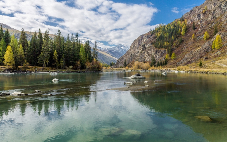 The Chuya river is one of the main beauties of Altai 04
