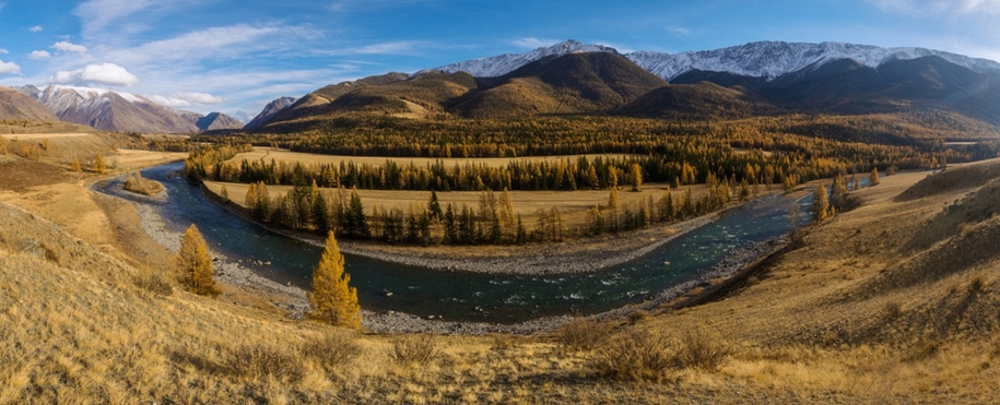 The Chuya river is one of the main beauties of Altai 08