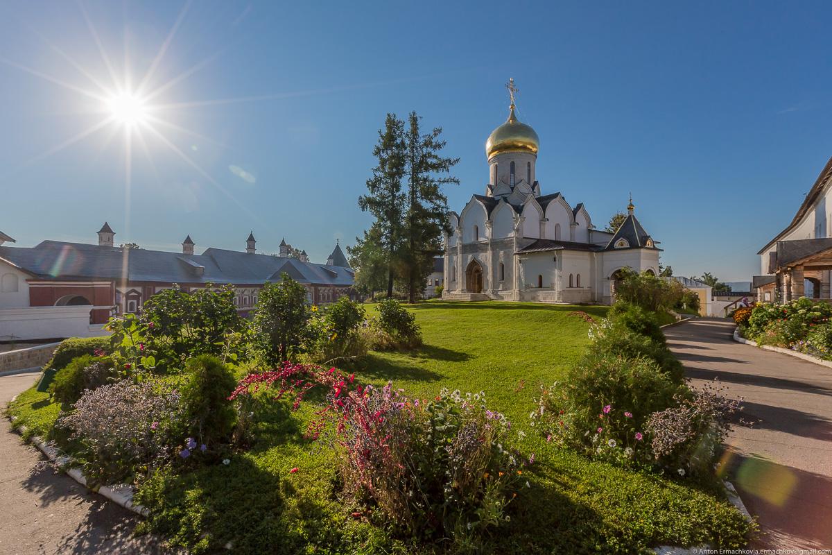 The Savvino-Storozhevsky monastery 02