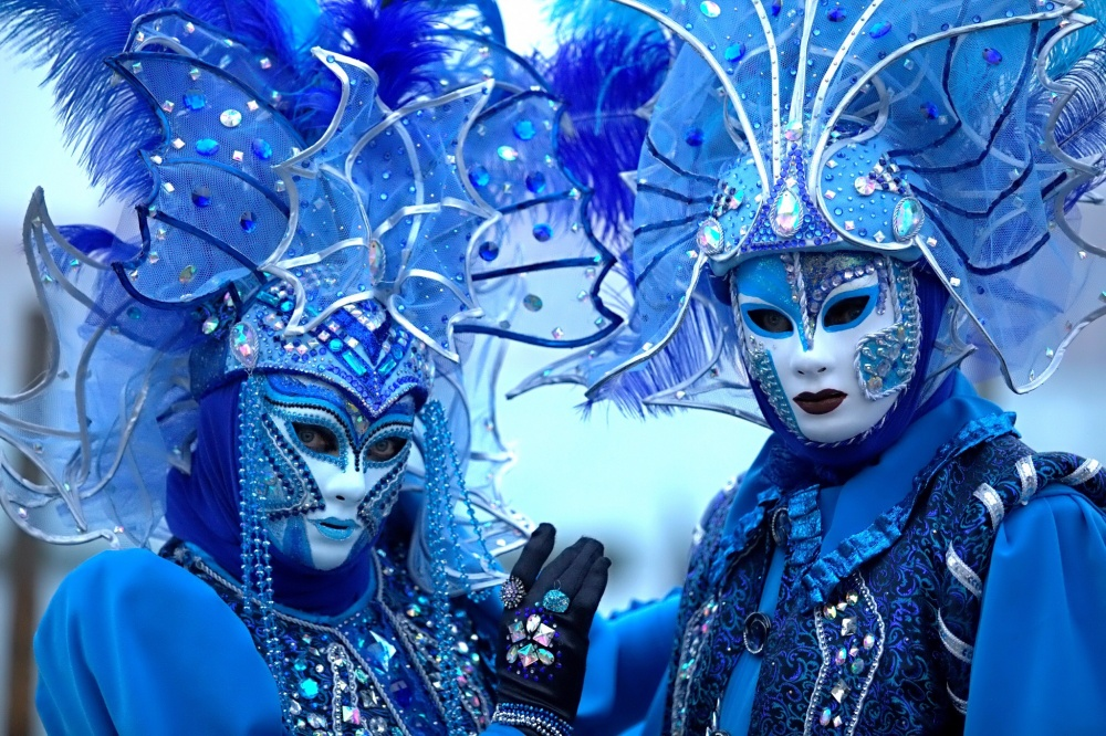 The magical atmosphere of the Venetian carnival 10
