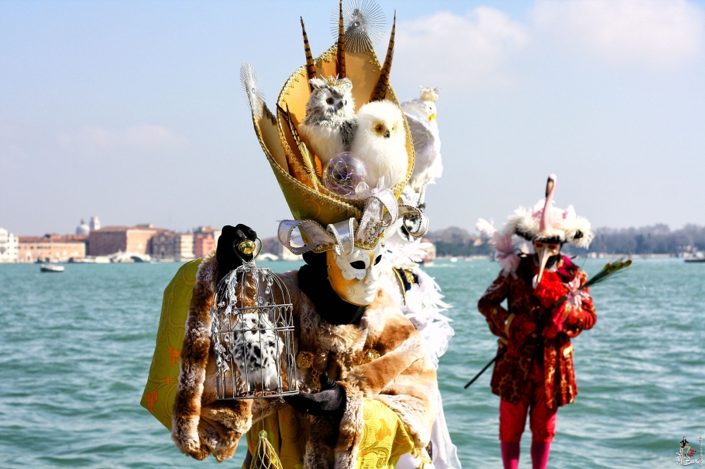 The magical atmosphere of the Venetian carnival 14