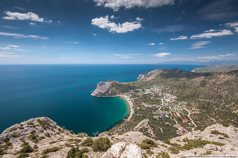 Unique Crimea. Journey to Paradise 01