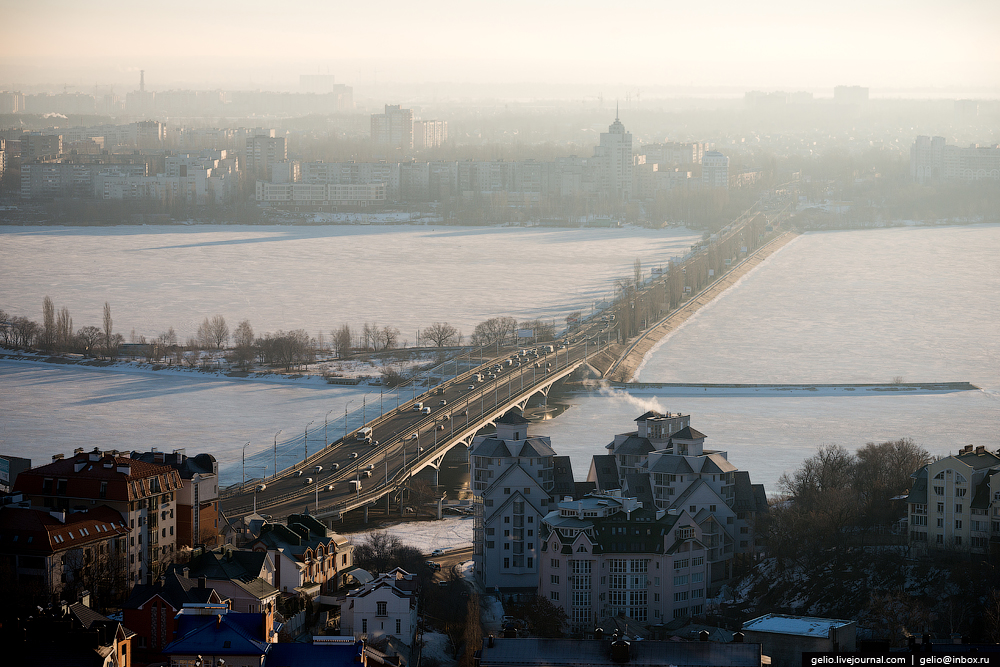 Voronezh from the height 03