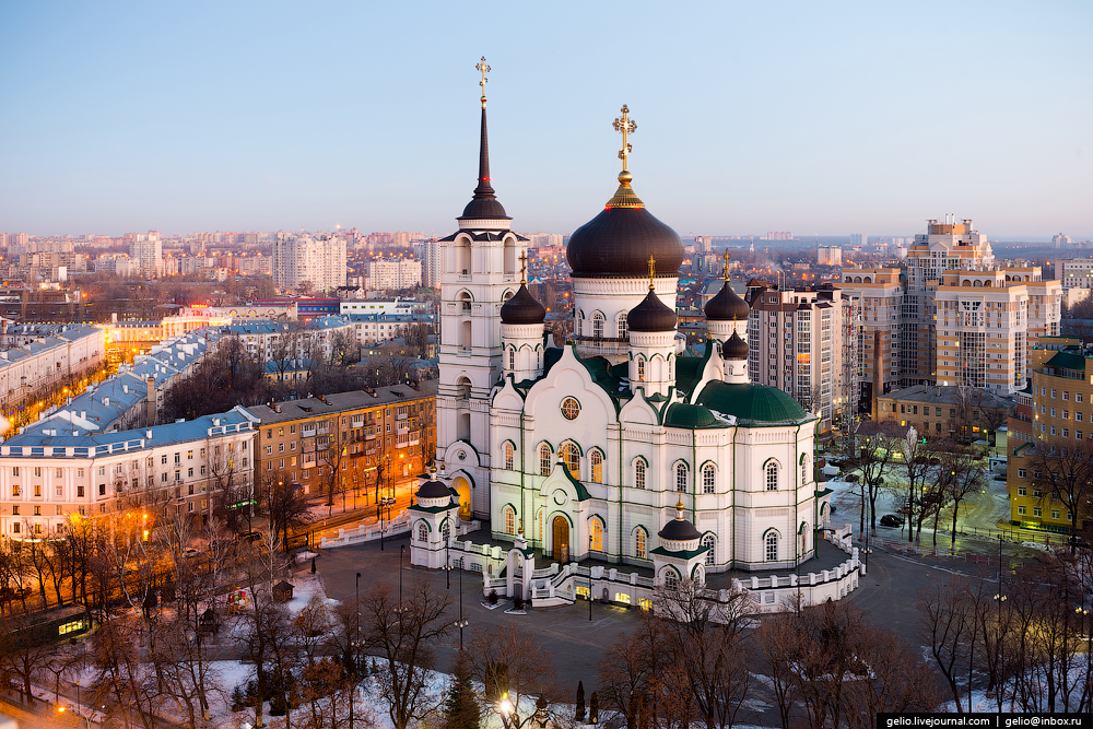 Voronezh from the height 05