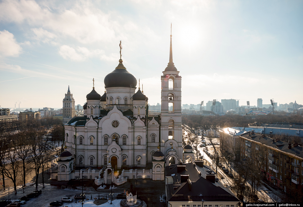 Voronezh from the height 07
