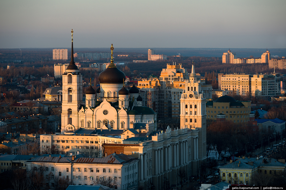 Voronezh from the height 08