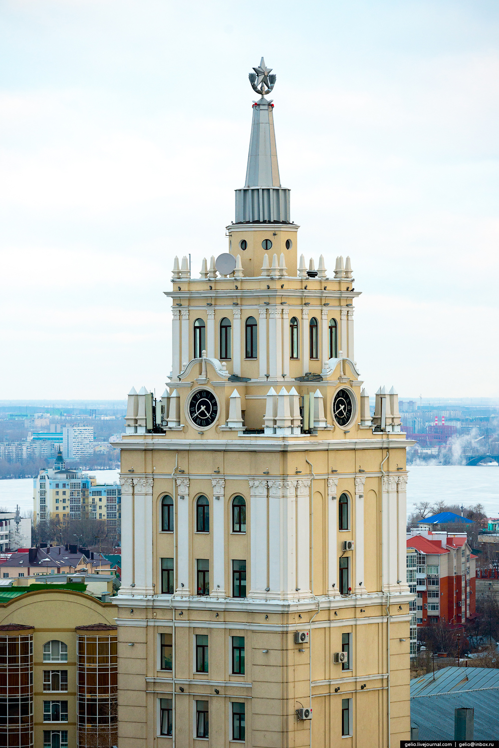 Voronezh from the height 10