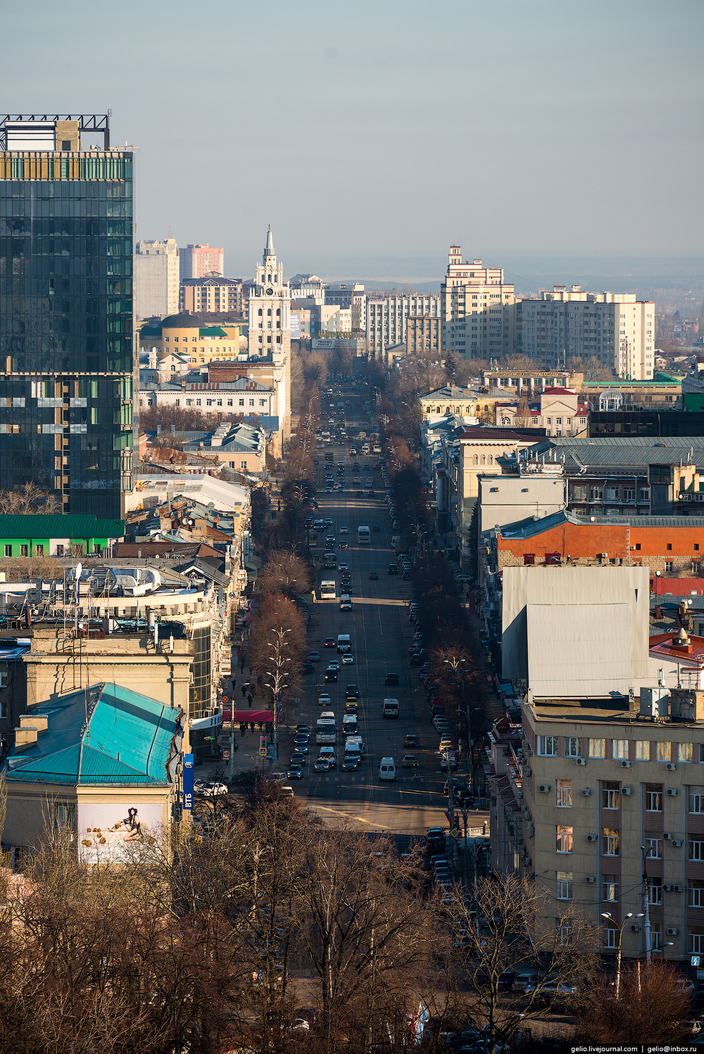 Voronezh from the height 13