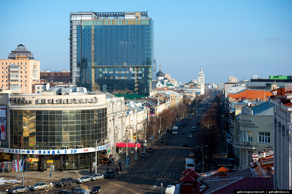 Voronezh from the height 14