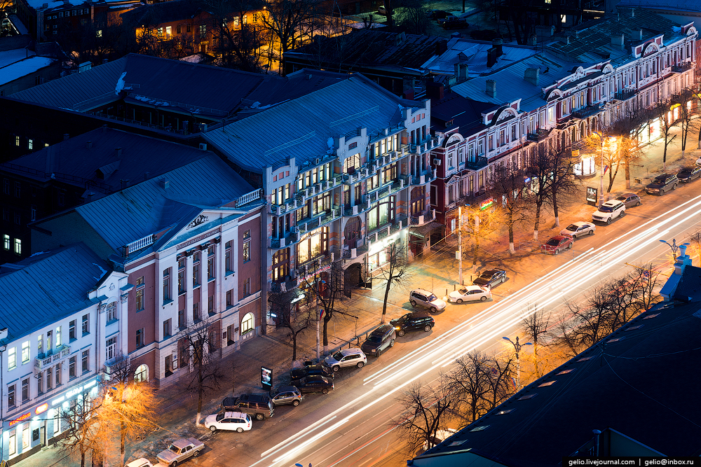 Voronezh from the height 19
