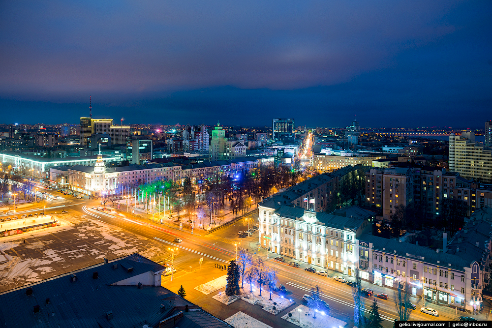 Voronezh from the height 24