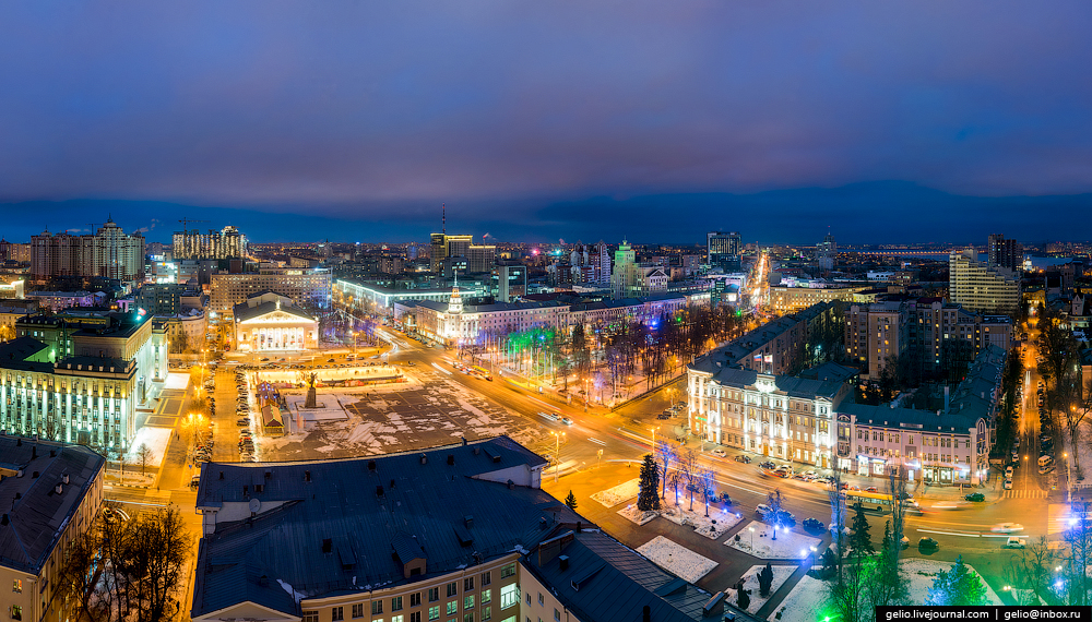 Voronezh from the height 25