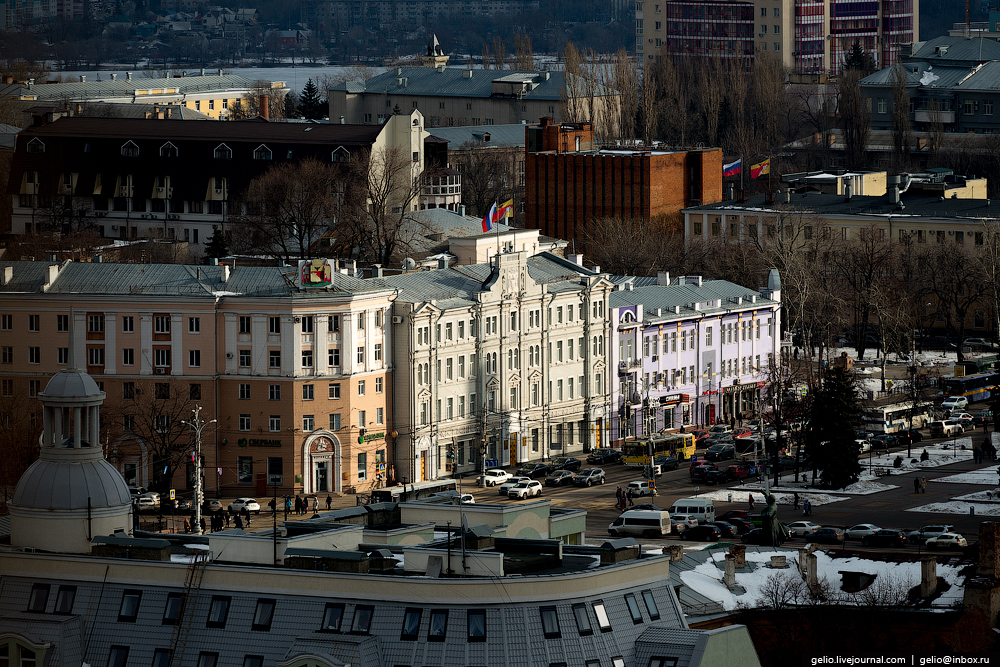 Voronezh from the height 27