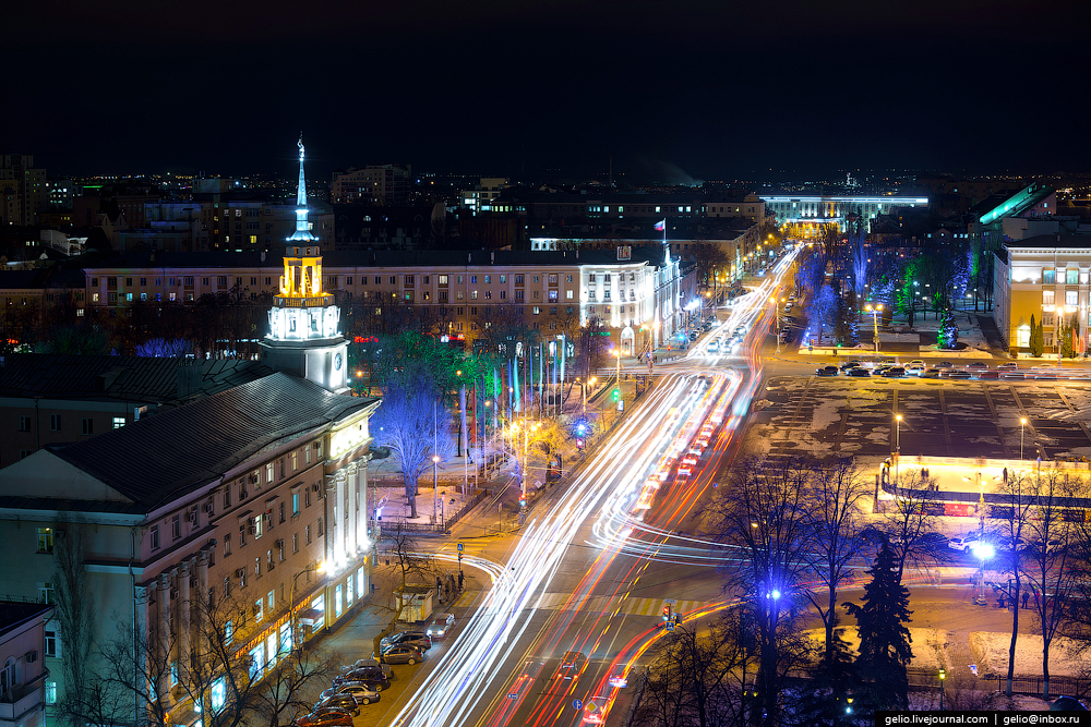 Voronezh from the height 30