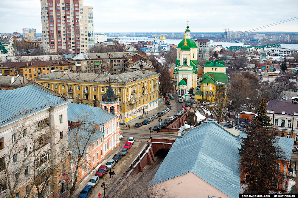 Voronezh from the height 33