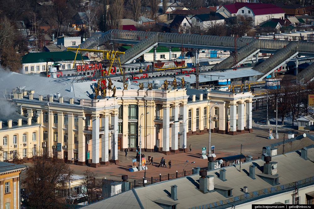 Voronezh from the height 43