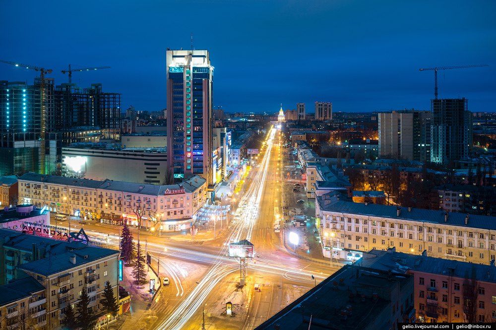 Voronezh from the height 48