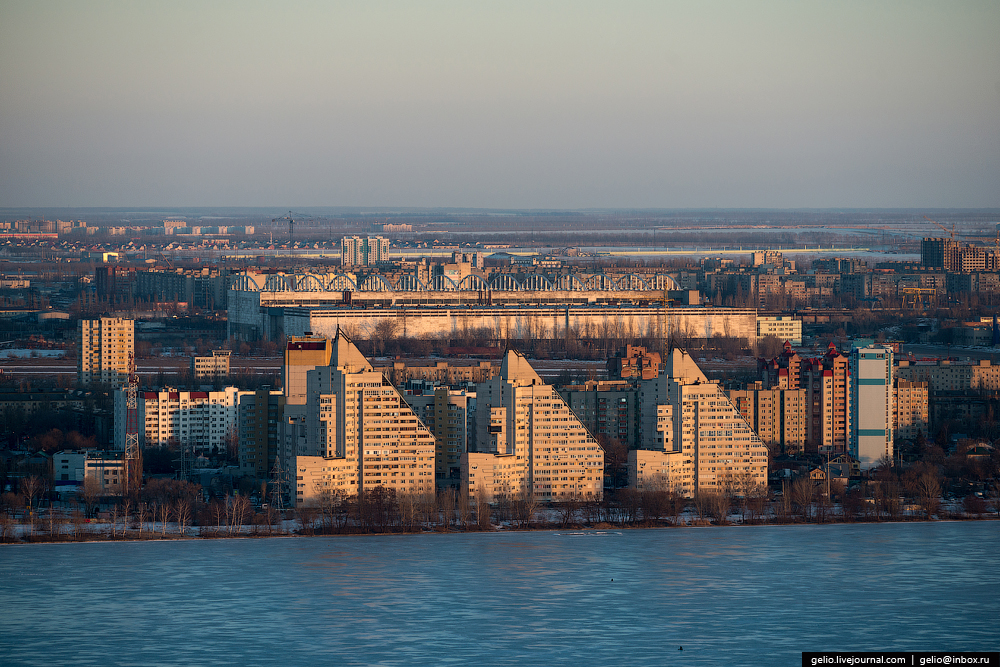 Voronezh from the height 50
