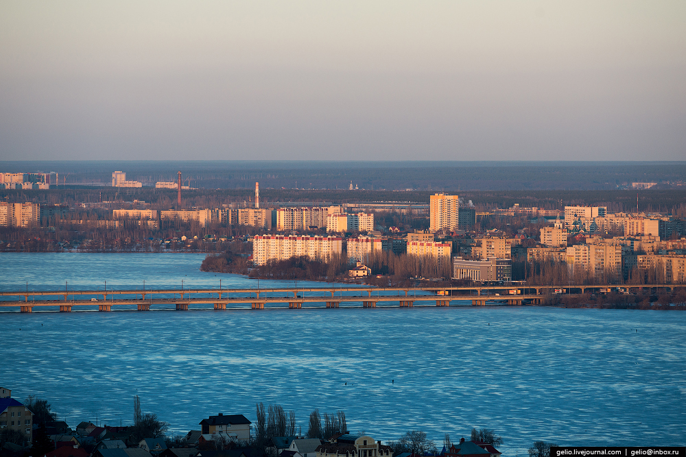 Voronezh from the height 53