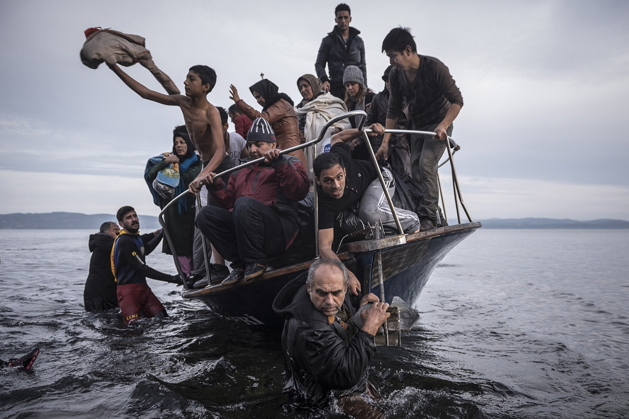 Winners of the 2016 World Press Photo Contest 23