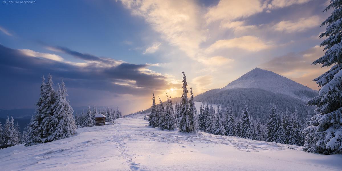 Winter in Gorgan 14