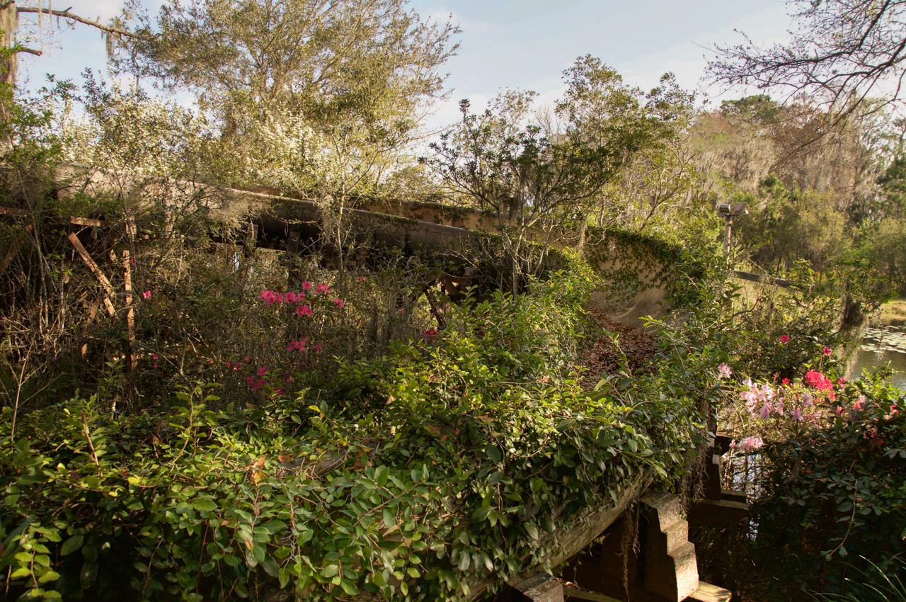 Abandoned Disney Park 06