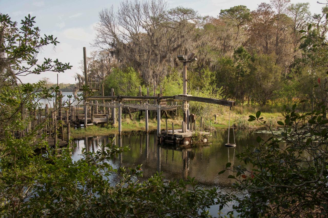 Abandoned Disney Park 10