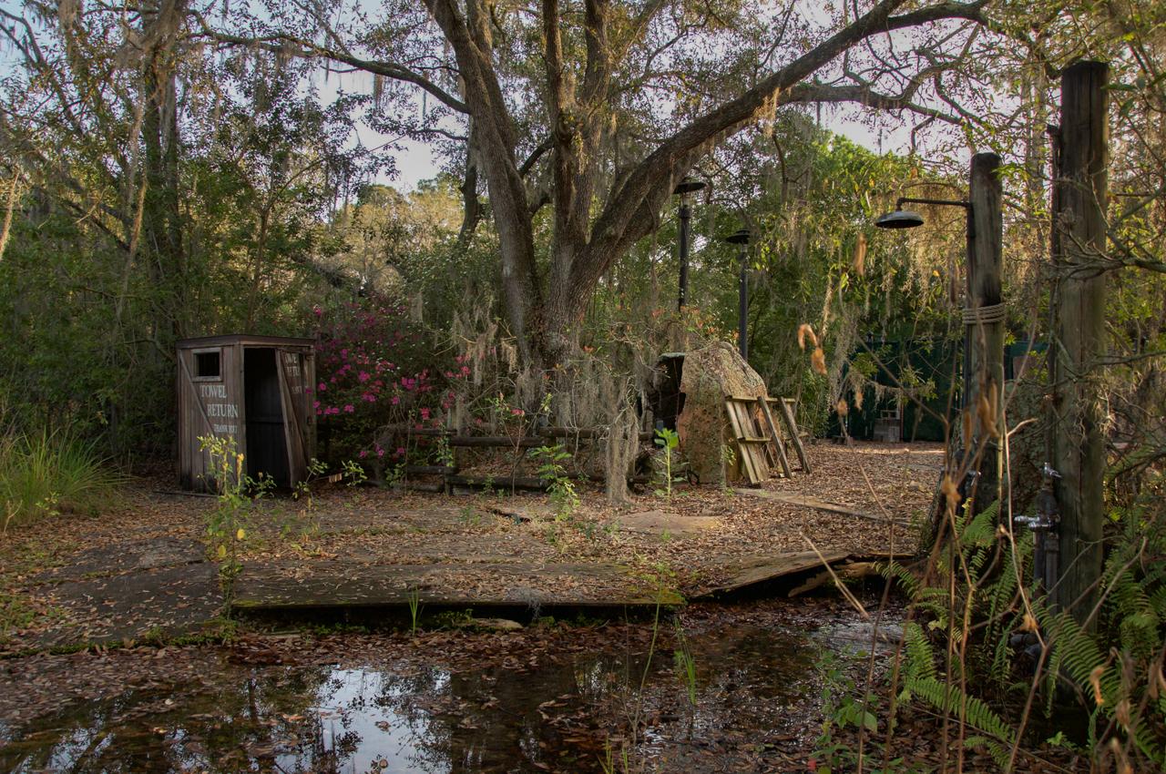 Abandoned Disney Park 12
