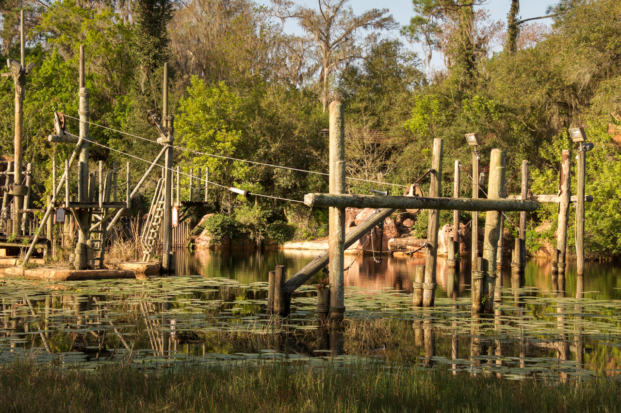 Abandoned Disney Park 21