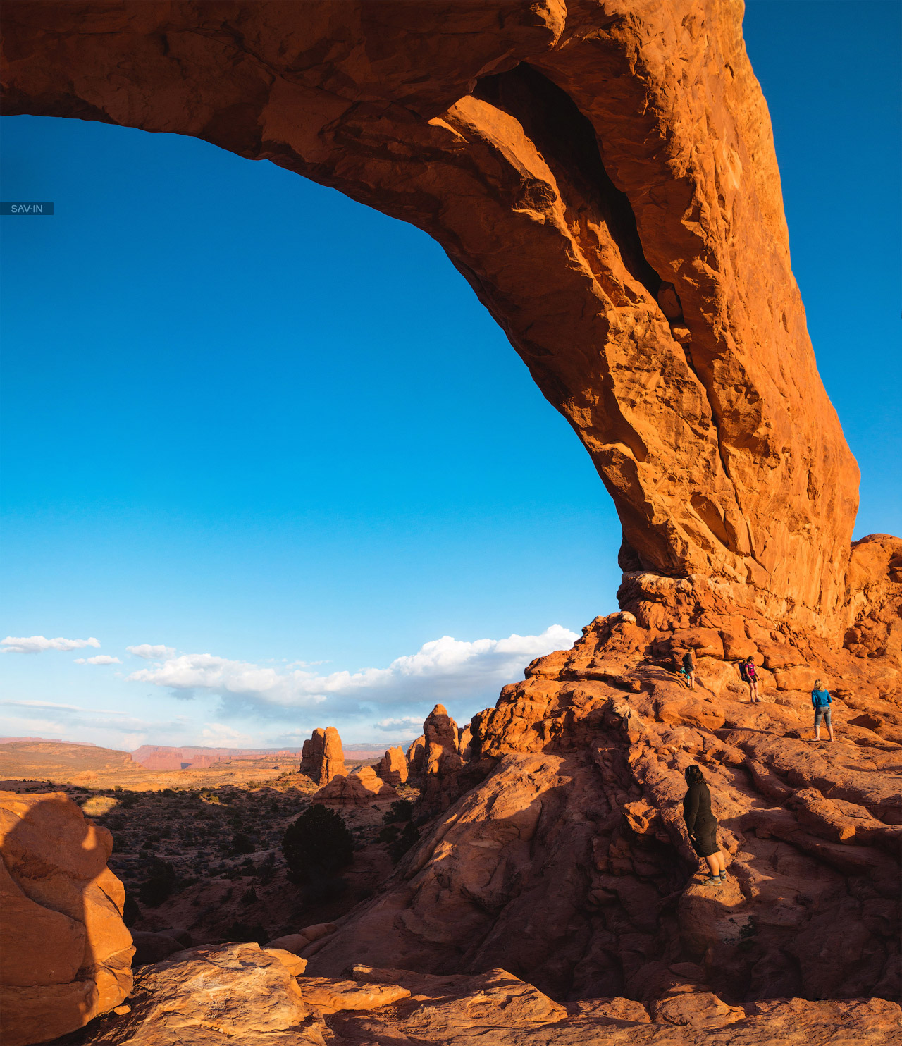 Arches national Park. From dusk till dawn 11