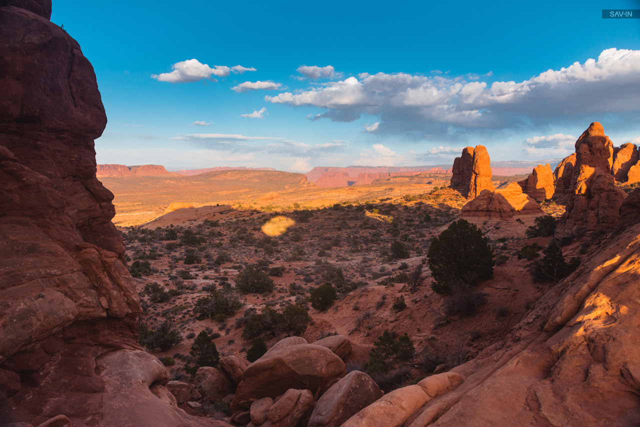 Arches national Park. From dusk till dawn 13