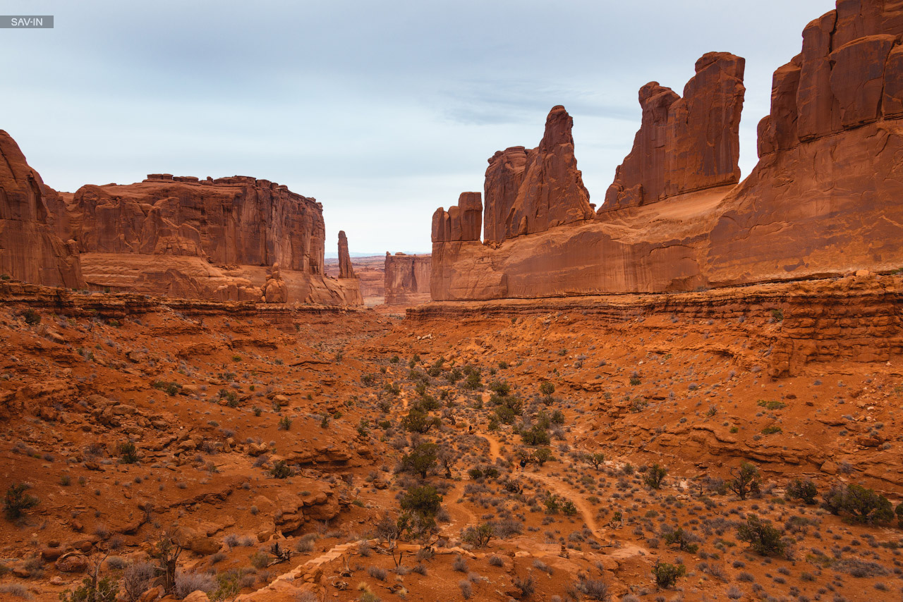 Arches national Park. From dusk till dawn 18