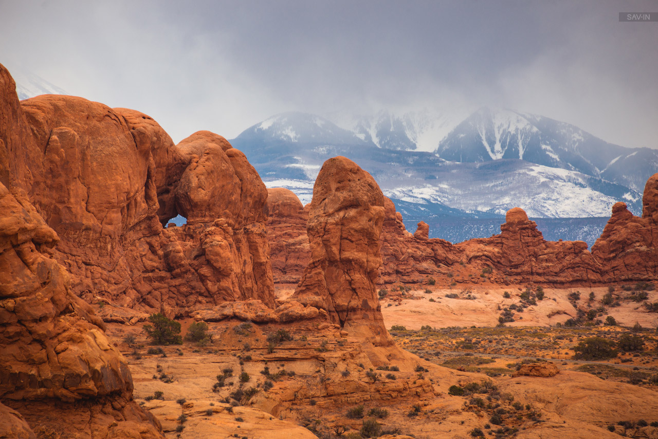 Arches national Park. From dusk till dawn 19