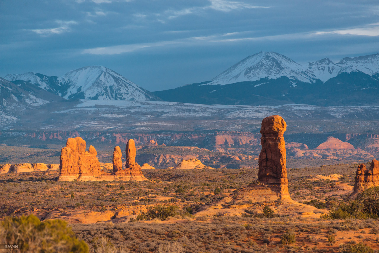 Arches national Park. From dusk till dawn 20