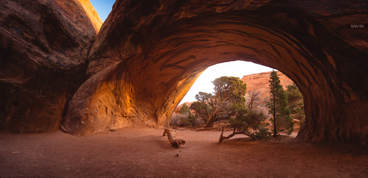 Arches national Park. From dusk till dawn 27