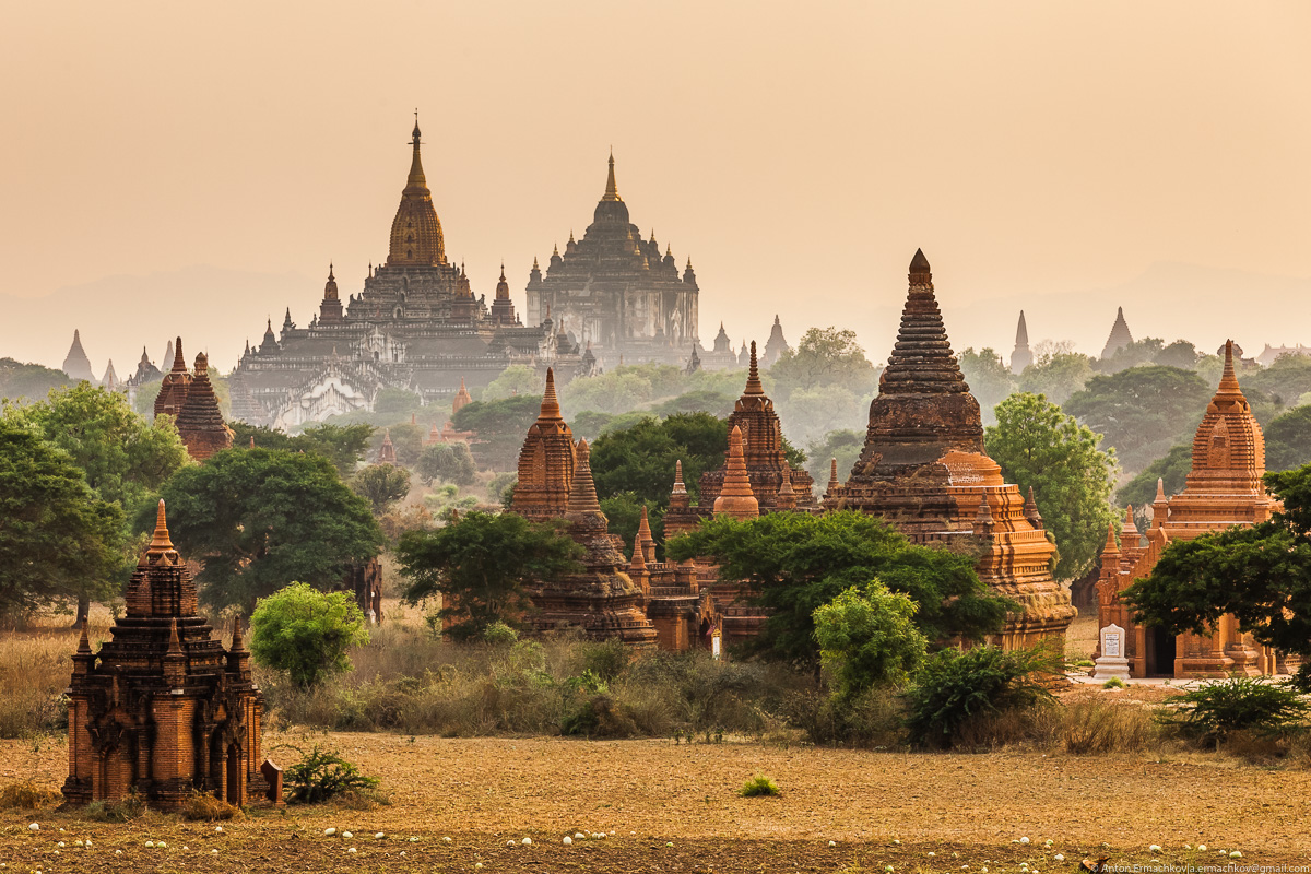 Bagan is the main tourist attraction of Myanmar 01