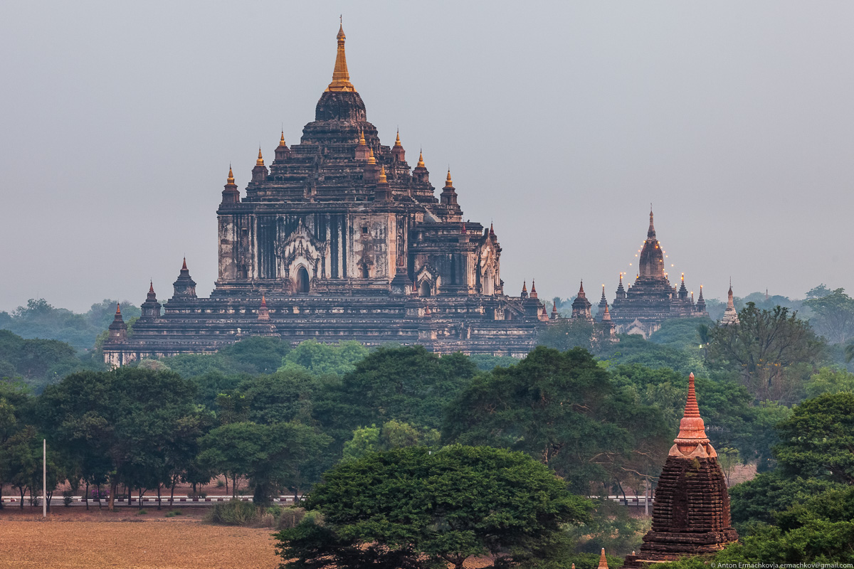 Bagan is the main tourist attraction of Myanmar 02